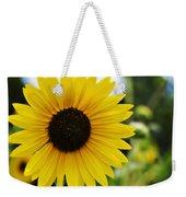 Common Sunflower Weekender Tote Bag