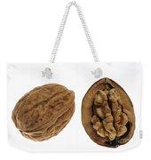 Common Walnut 7 Weekender Tote Bag