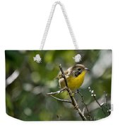 Common Yellowthroat Warbler Weekender Tote Bag