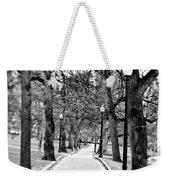 Commons Park Pathway Weekender Tote Bag by Scott Pellegrin