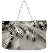 Urban Swirl Weekender Tote Bag