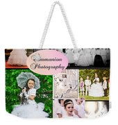 Communion Photography Weekender Tote Bag