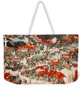 Communist Revolution 1949 Weekender Tote Bag
