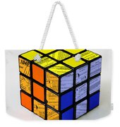 Complexity Of Income Tax Return Weekender Tote Bag