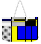 Composition 101 Weekender Tote Bag