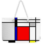 Composition 102 Weekender Tote Bag