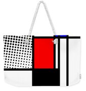 Composition 105 Weekender Tote Bag