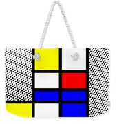 Composition 112 Weekender Tote Bag