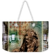 Composition Based On Angkor History Weekender Tote Bag