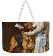 Compulsory Education Weekender Tote Bag