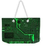 Computer Circuit Board Weekender Tote Bag