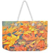 Computer Generated Image Of Autumn Weekender Tote Bag