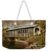 Comstock Bridge 2012 Weekender Tote Bag