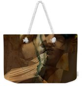 Conception Of Concrete  Weekender Tote Bag