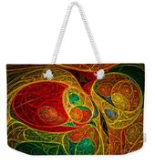 Conception Abstract Weekender Tote Bag