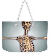 Conceptual Image Of Human Rib Cage Weekender Tote Bag
