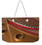 Concert Grand Weekender Tote Bag