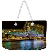 Concert Hall Weekender Tote Bag
