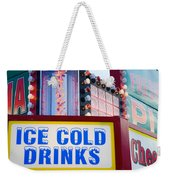 Concession Stand Weekender Tote Bag