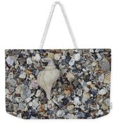 Conch Among A Sea Of Shells Weekender Tote Bag