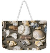 Conch Background Weekender Tote Bag