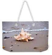 Conch Weekender Tote Bag