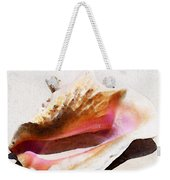 Conch Shell - Listen Weekender Tote Bag