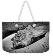 Conch Shell Two Weekender Tote Bag