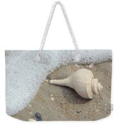Conch Shell Vacation Weekender Tote Bag