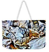 Conch Shells From St John Weekender Tote Bag