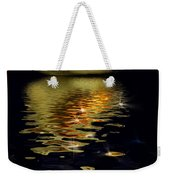 Conch Sparkling With Reflection Weekender Tote Bag