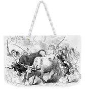 Concord: Evacuation, 1775 Weekender Tote Bag by Granger