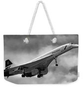 Concorde Supersonic Transport S S T Weekender Tote Bag