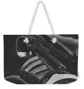 Concours At Dusk 1935 Auburn Speedster Weekender Tote Bag