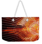 Concourse Abstract #4 Weekender Tote Bag