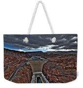 Concrete Canyon Weekender Tote Bag