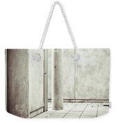 Concrete Space Weekender Tote Bag