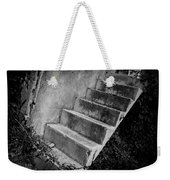 Concrete Steps Weekender Tote Bag