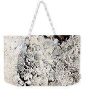 Concrete Texture Weekender Tote Bag