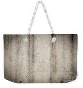 Concrete Wall Weekender Tote Bag