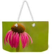 Coneflower - Summer Color Weekender Tote Bag