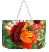 Coneflower Bloom Weekender Tote Bag