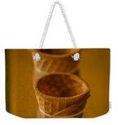 Cones On Display Weekender Tote Bag