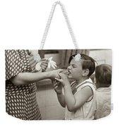 Coney Island, 1938 Weekender Tote Bag