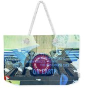 Coney Island Angel Weekender Tote Bag