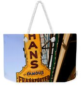 Coney Island Memories 1 Weekender Tote Bag