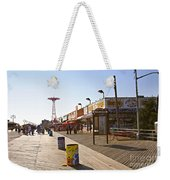 Coney Island Memories 8 Weekender Tote Bag