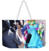 Coney Island Oddity Weekender Tote Bag