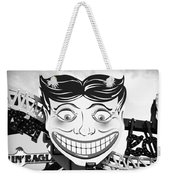 Coney Smile Weekender Tote Bag