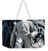 Confederate Soldier II Alabama State Capitol Weekender Tote Bag